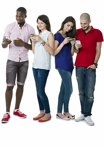 SMS Marketing - The Digital Connection
